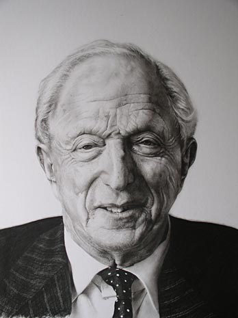 Charcoal Drawing of Lord Woolf1